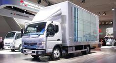 Mercedes Benz España distribuirá a partir de enero de 2015 los camiones Fuso Canter en el mercado español | Cadena de Suministro