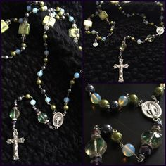 Custom Made Rosary Necklace ***SOLD*** Accessories