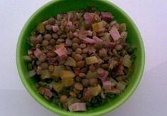 Čočka na kyselo - salát Dog Food Recipes, Grains, Vegetables, Diet, Dog Recipes, Vegetable Recipes, Seeds, Veggies, Korn