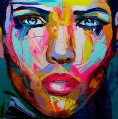 Francoise Nielly Artwork