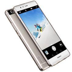 Lenuo Anti-fingerprint Ultra-thin Transparent TPU Soft Case for Huawei P9
