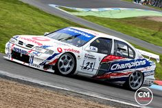 1999 Championship winning BTCC Nissan Primera GT - David Leslie British Touring Cars Toca