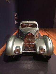 1935 Bugatti Type 57S Competition Coupe Aerolithe