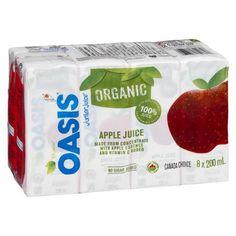 Oasis Junior Juice Organic Apple Juice