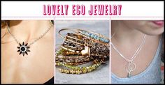 Beautiful jewelry from eco companies.   I'v been featured in this article by THE KIND LIFE with Alicia Silverstone!    http://thekindlife.com/blog/post/valentine-day-eco-vegan-gift-guide-2013