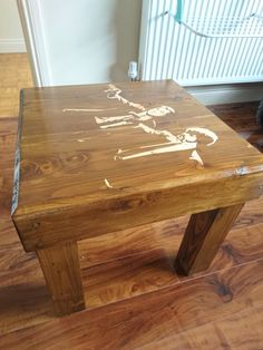 Pulp Fiction Pallet Table Coffee Tables