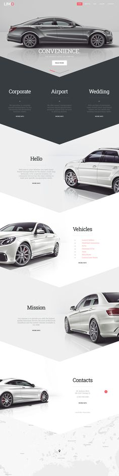 Limousine Services Responsive Website Template - https://www.templatemonster.com/website-templates/limousine-services-responsive-website-template-58160.html