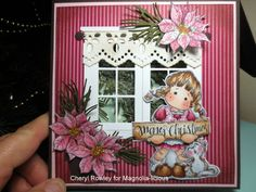 We wish you a Merry Christmas! by cheryl l rowley - Cards and Paper Crafts at Splitcoaststampers