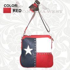 Vintage Texas Flag Handbags Messenger Bag Shoulder Bags for Women Ladies Hobo Bag Bucket Purse Faux Leather
