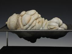 jason briggs sculpture grotesque nude erotic