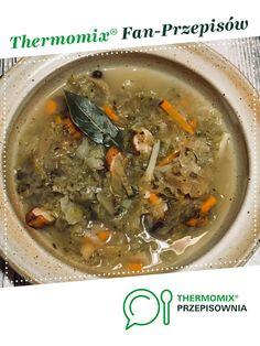 Kapuśniak FIT jest to przepis stworzony przez użytkownika StyrAna. Ten przepis na Thermomix<sup>®</sup> znajdziesz w kategorii Zupy na www.przepisownia.pl, społeczności Thermomix<sup>®</sup>. Pot Roast, Beef, Ethnic Recipes, Fitness, Food, Thermomix, Carne Asada, Meat, Roast Beef