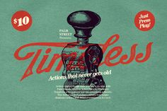 Timeless - Actions for Illustrator by Palm Street Creative on Creative Market