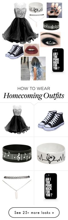 """""""School dance"""" by just-being-weird on Polyvore featuring Wet Seal and Samsung"""
