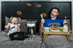 Dave Engledow's Awesome Father Daughter Portraits