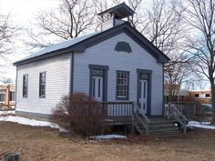 Lowden School - Ypsilanti, Michigan - One-Room Schoolhouses on Waymarking.com