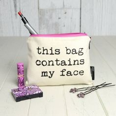 21 Bags That Will Make You so Glad You Wear Make-up ...
