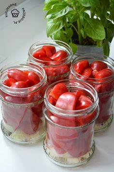 Canning Recipes, Vegetables, Jars, Food, Kitchen, Cucina, Cooking, Pots, Veggies