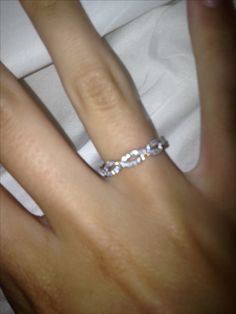 My beautiful promise ring ❤