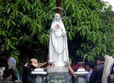 Lady Of Fatima, Our Lady, San Francisco Ferry, Vietnam, God, Travel, Pray, Dios, Viajes