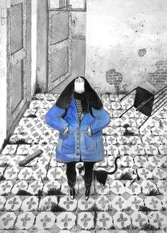 Blog — MICA MFA Illustration Practice