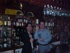 #GreenwichPub90 Ernesto Otero (SocioGreenwich al momento) Iniciaron en Barra Richard (Foto) + Ever (HoyTeatroBar) + Mucuchies
