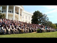 Go behind the scenes and hear from Olympians and Paralympians as President Barack Obama and First Lady Michelle Obama host the 2012 United States Olympic and Paralympic teams at the White House.