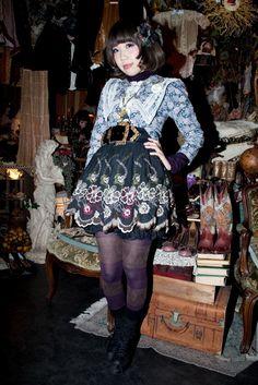 grimoire fashion | SHIBUA / Grimoire | changefashion.net
