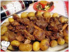 Greek Wild Boar Katsarola (in a Pot) with Whiskey & Molasses Greek Desserts, Greek Recipes, Meat Recipes, Cooking Recipes, Wild Boar Recipes, Grilled Carrots, Greek Cooking, Meat Lovers, Food And Drink