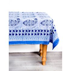 CLM Isabelle Paisley Tablecloth & Reviews | Wayfair