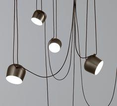 Aim ronan et erwan bouroullec suspension pendant light  flos f0092026   design signed 35420 product