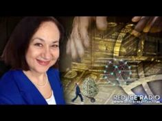 Hidden GOLD wealth held for humanity! Karen Hudes and group fighting to save the wealth against global theft! AN EYE OPENER to say the least. Red Ice Radio - Karen Hudes - Former World Bank Insider on the Corruptio...