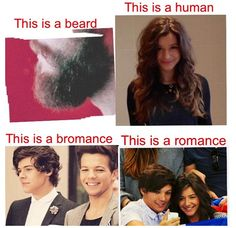 Thank you! Im an elounor shipper and if you ship lary I have nothing against you but you shouldnt be calling someone a beard just for being a person shes sweet, kind, and super super nice unlike the people who are being mean to her just for being a human being