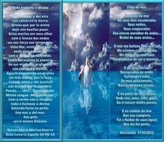 TODO HUMANO É DIVINO // FILHA DO MAR --CON MARSOALEX-- - Encontro de Poetas e Amigos
