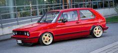 VW Golf 1 im Wandel der Zeit: Auch ein Stubenhocker kommt manchmal vor die Tür