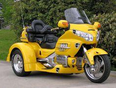 Honda Goldwing Trike https://www.facebook.com/pages/Goldwing-World/485468911520220