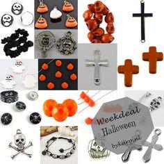 Onze Halloween collectie is tijdelijk nóg voordeliger geprijsd! | www.bykaro.nl voor kralen, bedels en meer...