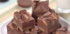 PeanutButterCupFudgeHeader | Peanut Butter Cup Fudge