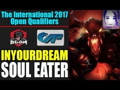 Inyourdream The Soul Eater - Boom id vs Interactive Ph [Dota 2] TI7 Open...