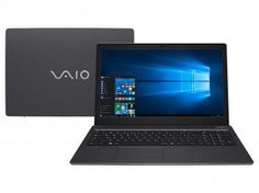 "Notebook Vaio Fit 15S Intel Core i7 7ª Geração - 8GB 1TB LED 15,6"" Windows 10"