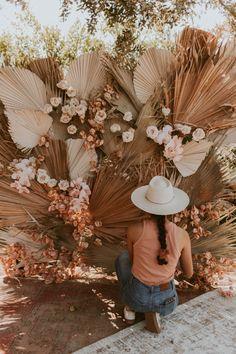 Boho Wedding, Floral Wedding, Fall Wedding, Wedding Flowers, Dream Wedding, Boho Backdrop, Wall Backdrops, Wedding Ceremony Backdrop, Floral Wall
