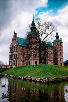Rosenborg Castle - Copenhagen, Denmark
