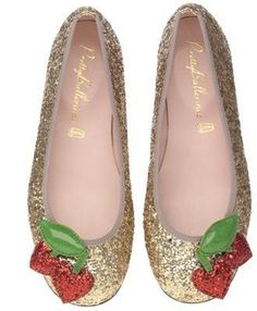 Glitter Pretty Ballerinas
