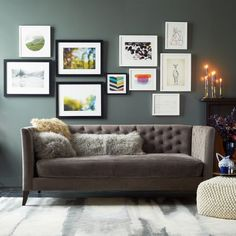 Elton Daybed | west elm      perfect for the guest room!