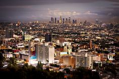 View of LA!  Top 10 Activities in Los Angeles - | Bel Air Homes | Beverly Hills Mansions Real Estate  / AmericanaRealEstateGroup.com @AmericanaREG