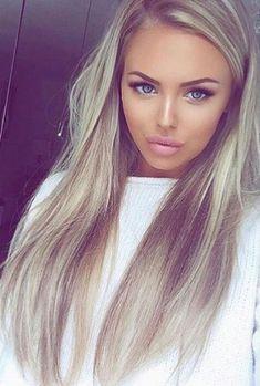 Long blonde beautiful hair ~ Sunday feeels Source by tamielisabeth New Hair, Your Hair, Corte Y Color, Great Hair, Hair Dos, Gorgeous Hair, Pretty Hairstyles, Long Blonde Hairstyles, Hair Inspiration