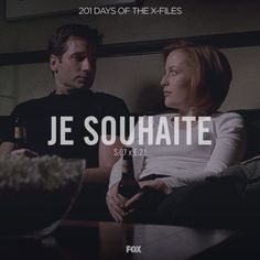 Two brothers have a less than helpful genie who grants their wishes with disastrous consequences. Mulder comes into possession of the same genie, and his wishes garner similar results.