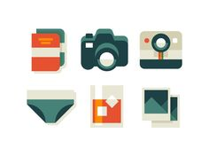 Icon Design / Nearly Impossible Icons