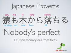 Japanese Proverbs 01 | Learn Japanese Pod