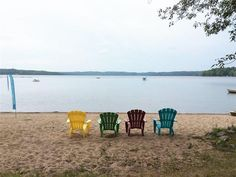 Purdon's Bay Cottage is a beautiful, fully modernized four-season house with an amazing natural sandy beach! This property features a flat lot with a . Cottage Rentals, Lake Cottage, Perth, Seasons, Nature, Beautiful, Naturaleza, Seasons Of The Year, Nature Illustration