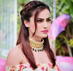 These Sexy Pictures of Surbhi Jyoti Will Keep You Up All Night. Cute Celebrities, Indian Celebrities, Bollywood Celebrities, Bollywood Actress, Celebs, Bollywood Girls, Indian Tv Actress, Indian Actresses, Tv Actress Images